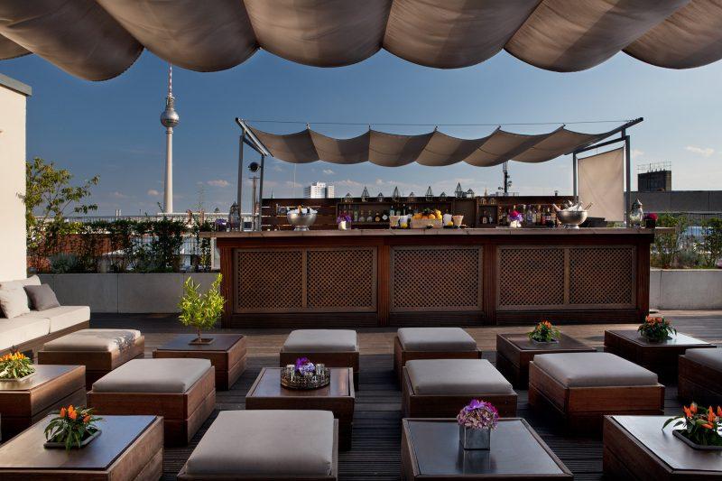 Amano Rooftop Bar