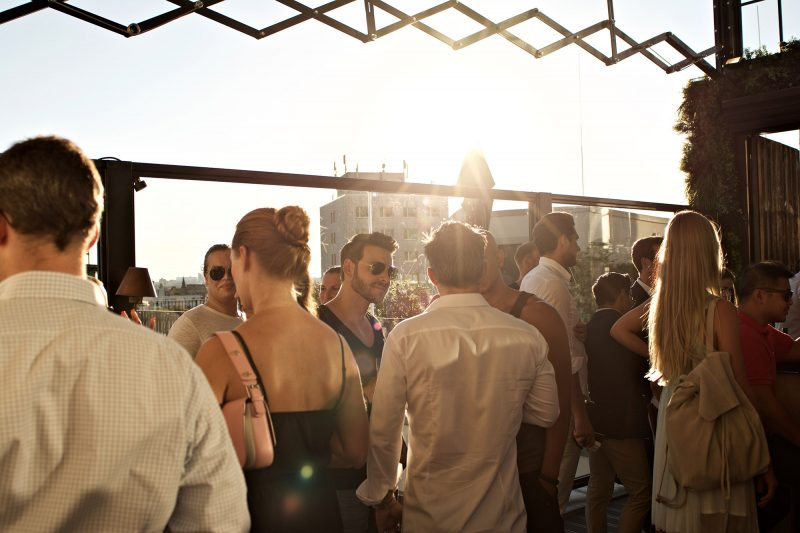 Grace Rooftop Bar