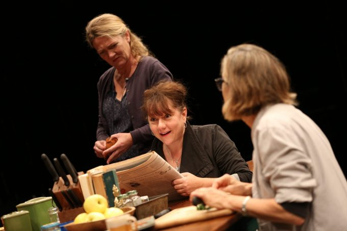 THE GABRIELS: Election Year in the Life of One Family Play Three: WOMEN OF A CERTAIN AGE Written and Directed by Richard Nelson