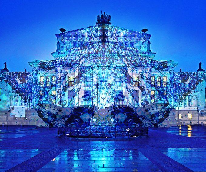 Berlin leuchtet, Foto: Enrico Verworner