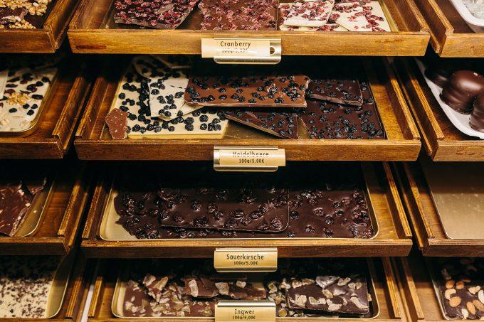 Winterfeldt Schokoladen, Foto: Gene Glover