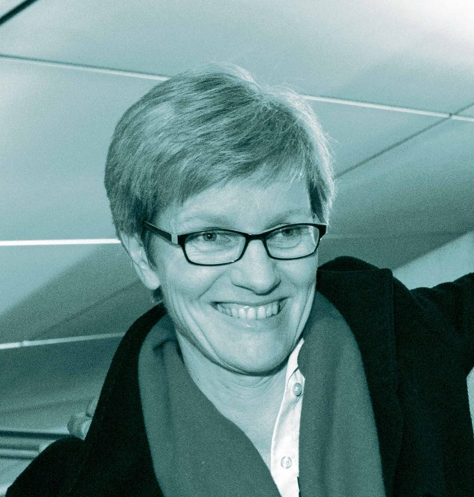 Commie Betz Connie Betz arbeitet seit 2003 bei der Deutschen Kinemathek und ist dort als Programmkoordinatorin und Ko-Kuratorin filmhistorischer Reihen tätig.Foto: Erik Weiss