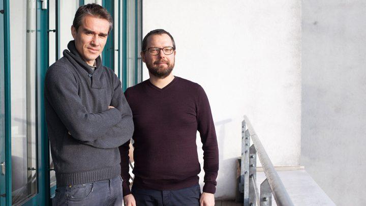 Benjamin Steinitz, Matthias Müller/ Foto: Patricia Schichl