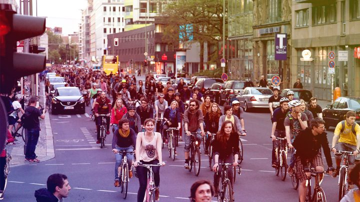 Foto: Kristoffe Swetje / BUNDjugend FahrradBande