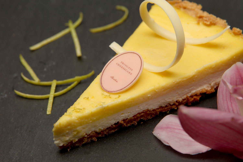 Cafés Mitte Bei Princess Cheesecake gibt es Quark und Frischkäse in seiner schönsten Form: von der Champagnertorte bis zur Zitronen-Käse-Tarte.