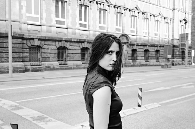 Helena Hauff by Studio Fabian Hammerl