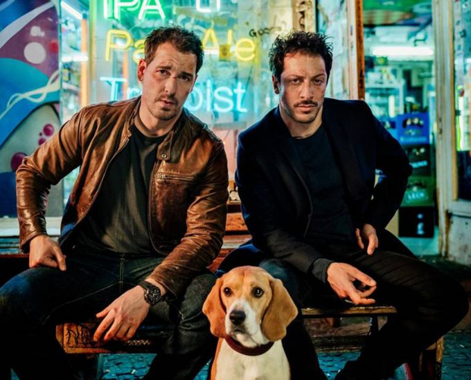 Dogs of Berlin. Foto: Netflix