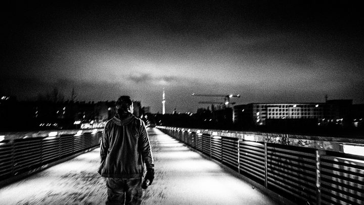 Foto: Berlin Nights by Christian Reister is published by Hoxton Mini Press