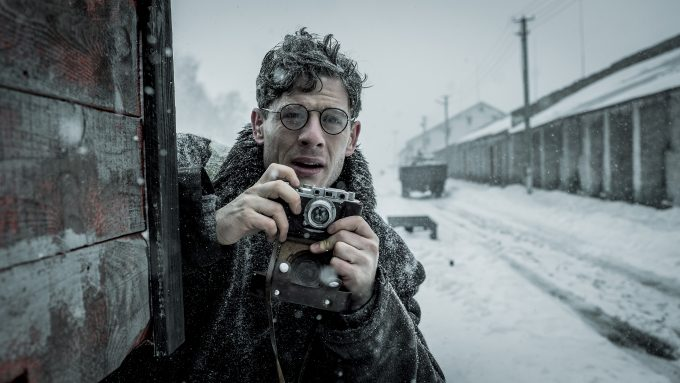 Mr. Jones © Robert Palka / Film Produkcja
