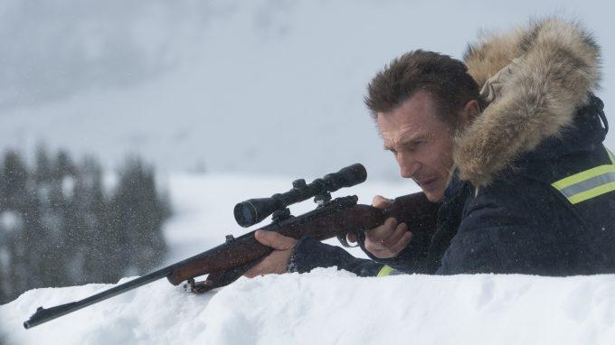 Liam Neeson in Hard Powder © Studiocanal GmbH