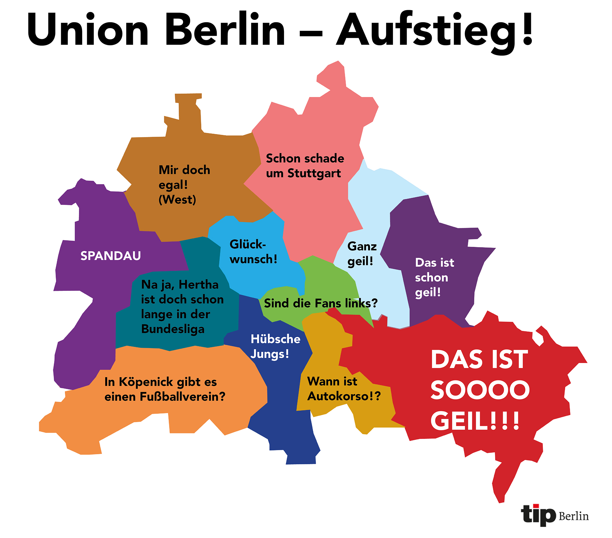 tip Berlin Karten - Galerie - tip berlin