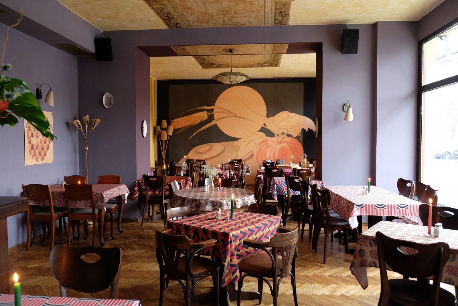 Georgische Restaurants In Berlin Im Land Von Granatapfel Und Khinkali