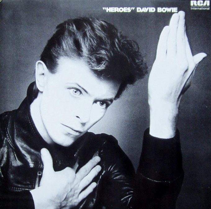 David Bowie Cover Hereos