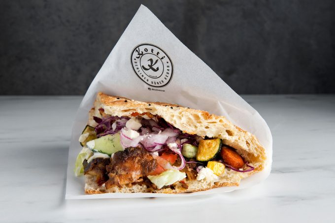 The Kotti Döner © Nisanova Studio
