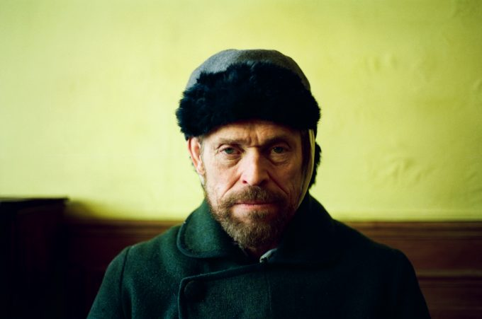 Willem Dafoe as Vincent van Gogh in At Eternity's Gate © DCM030