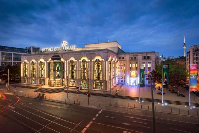 Bühne Und Theater Tip Berlin