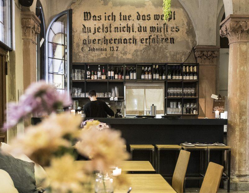 Restaurant 21 Gramm in Berlin ab Freitag wieder offen