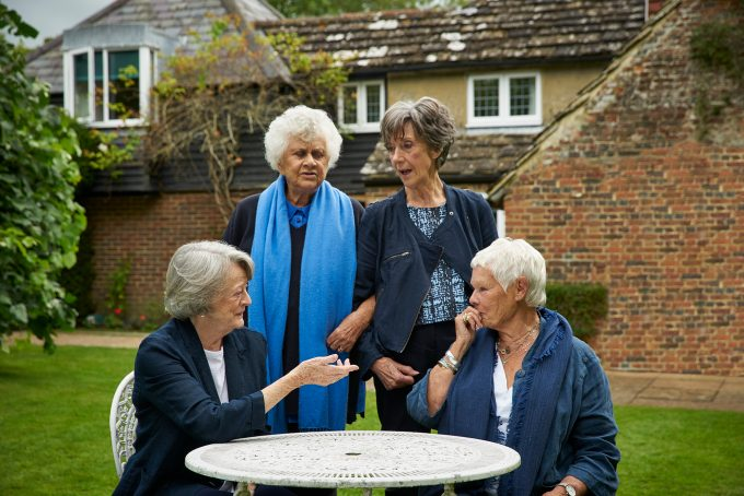 Tea with these dames would be pretty great (Photo © Mark Johnson)