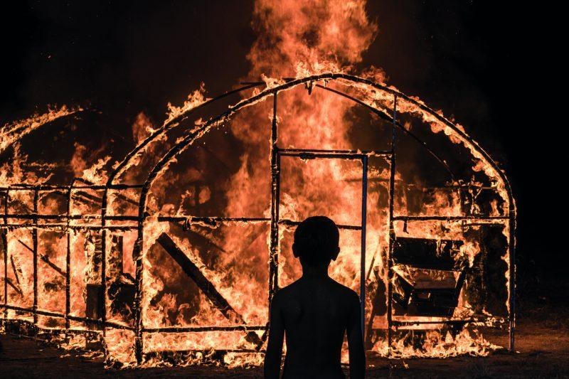 Burning Kino Berlin