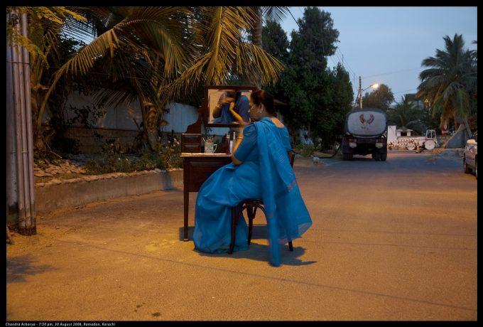 Bani Abidi: Karachi Series I, 2009  Leuchtkästen 50,8 x 76,2 cm  Courtesy: die Künstlerin & Experimenter, Kolkata Bani Abidi