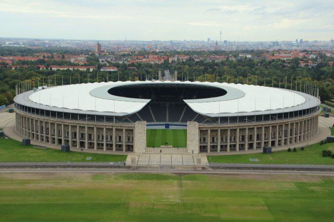 Berliner Olympiastadion. Foto: Wikimedia Commons/ Rebecca Leisten www.rebecca-leisten.de - CC BY-SA 4.0