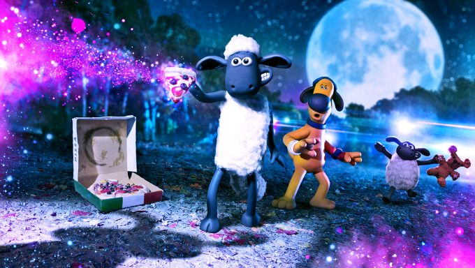 2019 Aardman Animations