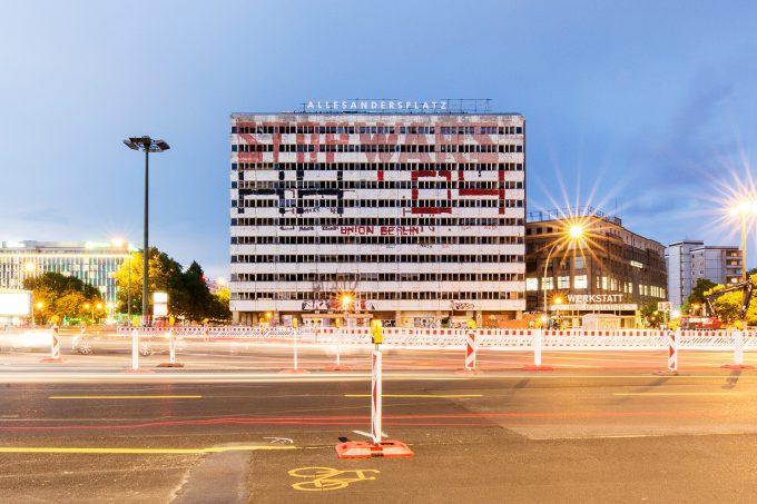 Haus der Statistik, Foto: Victoria Tomaschko