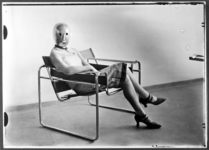 Erich Consemüller / Bauhaus-Archiv Berlin / Oskar Schlemmer / Dr. Stephan Consemüller