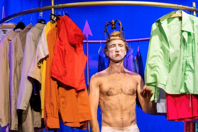 Atze Musiktheater: Des Kaisers neue Kleider