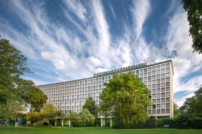 Amerika-Gedenkbibliothek der ZLB - Außenansicht (Photo: Vincent Mosch / ZLB)