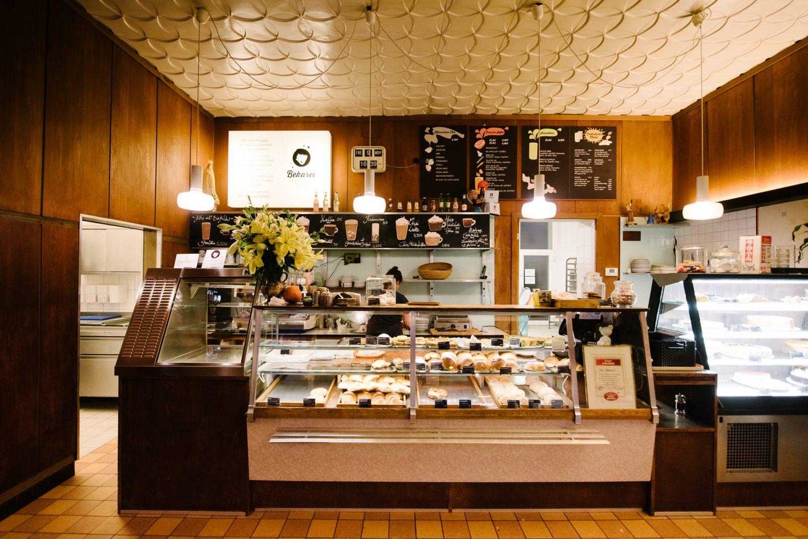 Cafés in Prenzlauer Berg