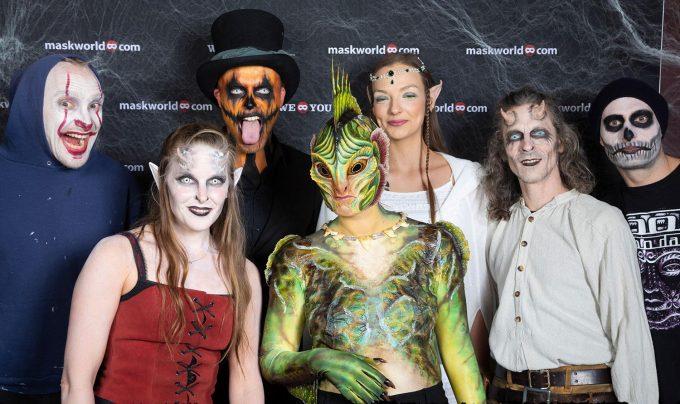 Maskworld-Party, Sonderpreis der Jury, Fiona Fisch