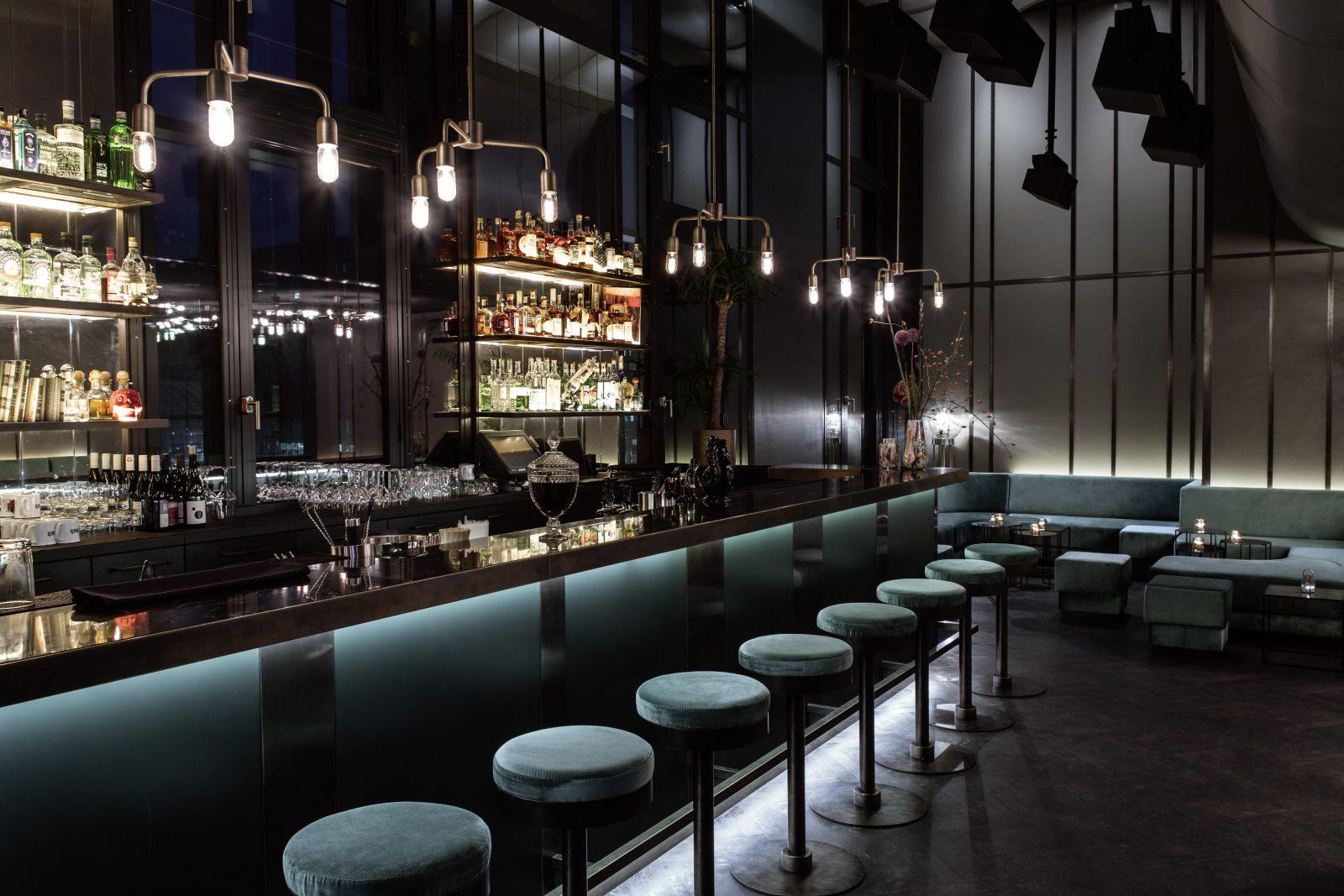 Apartment Bar im Hotel Amano Grand Central