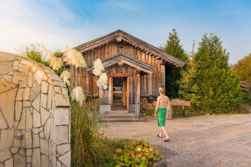 In Templin befindet sich auch eine schöne Adresse für Wellness in Brandenburg, die Naturtherme Templin.