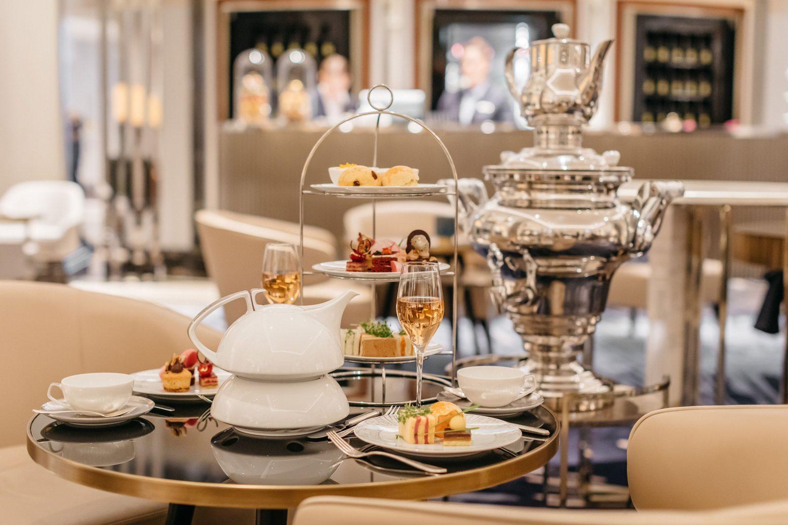 Tea Time im Hotel Ritz-Carlton