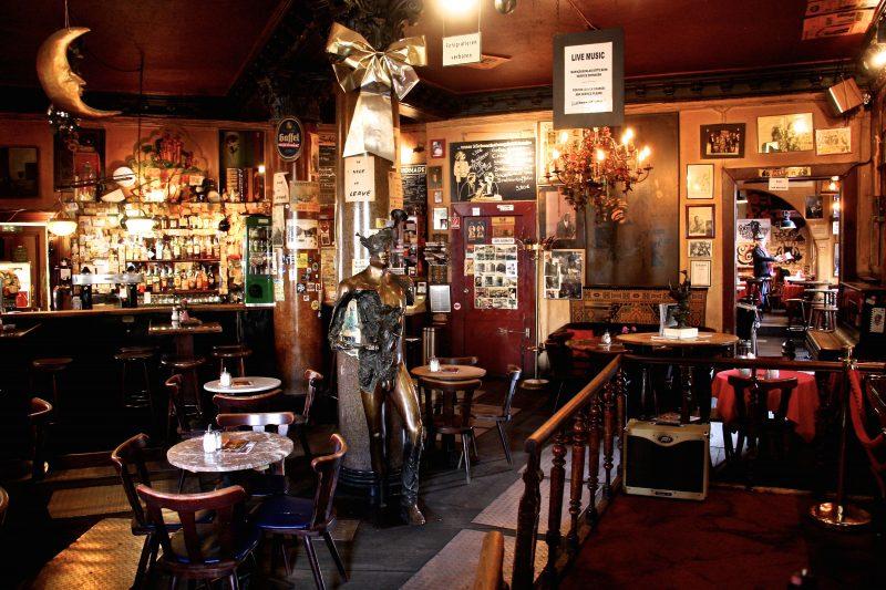Kneipe Berlin Das Yorkschlösschen begeistert mit gemütlicher Atmosphäre – und tollen Konzerten.