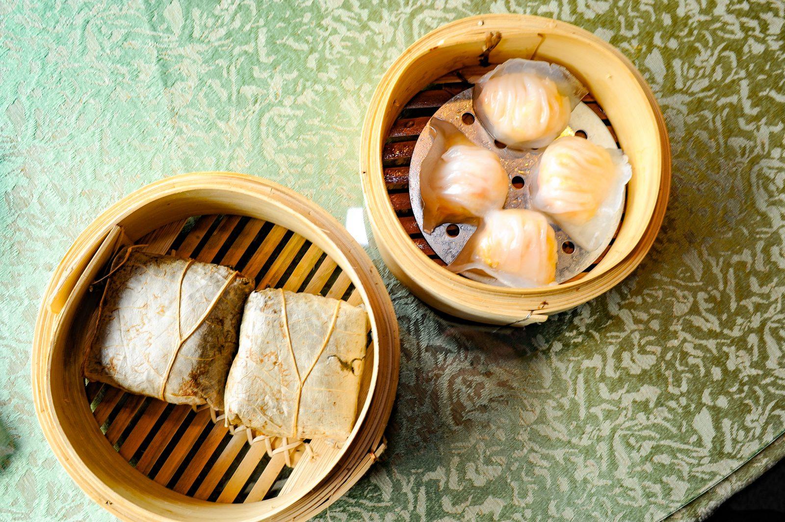 Die vielleicht beliebtesten Dim Sum in Berlin gibt es bei Aroma. Chinesische Restaurants in Berlin