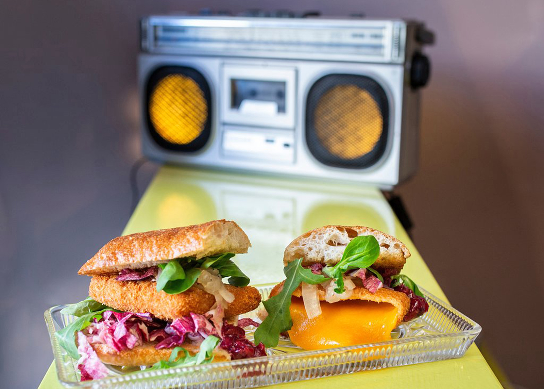 Imbisse in Berlin Sandwich Bar Style Stallone
