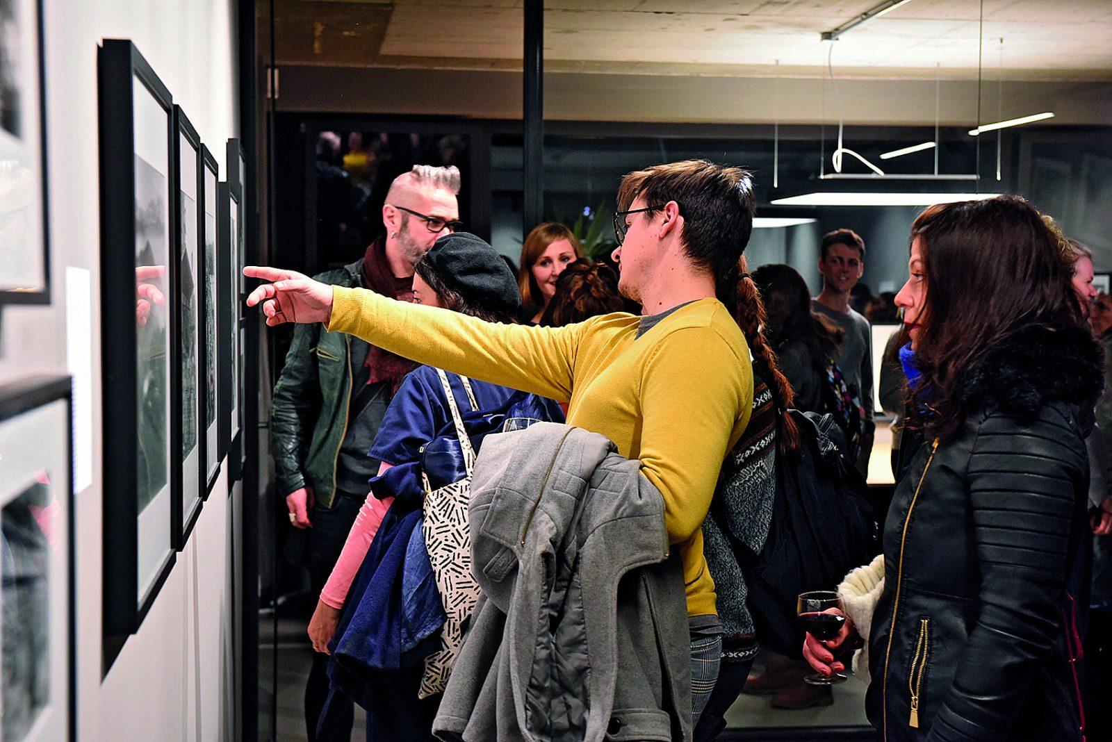 Kostenlose Führung im Freiraum für Fotografie in Kreuzberg.