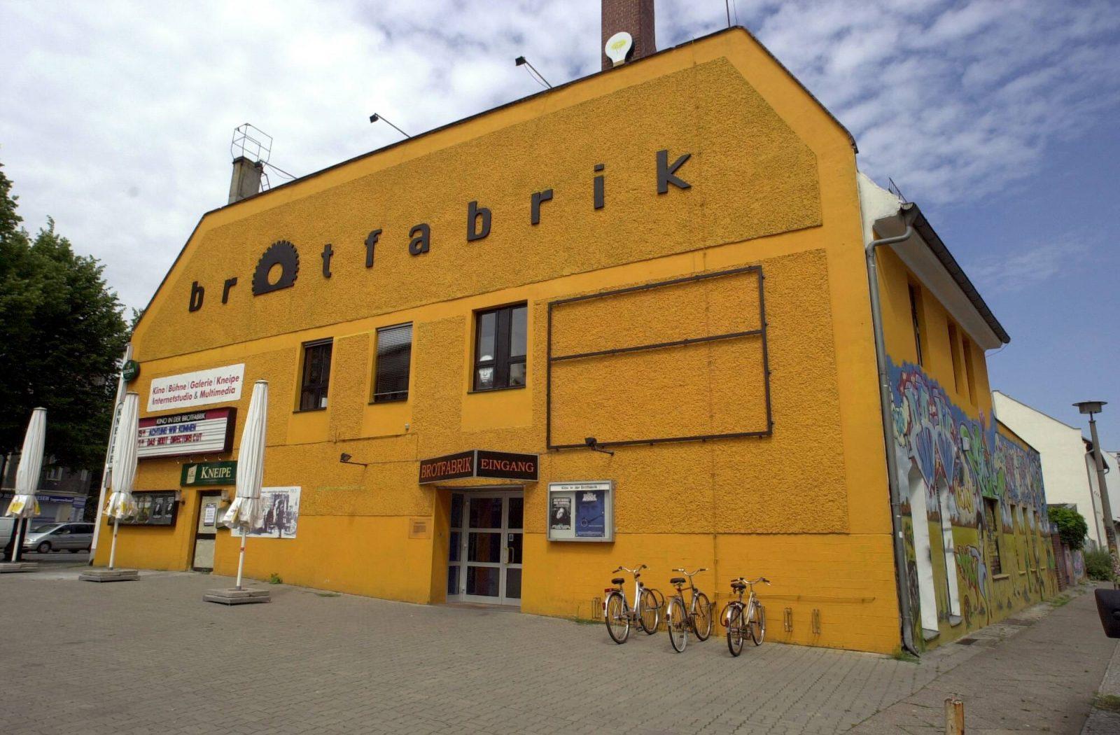 Brotfabrik Berlin Kino