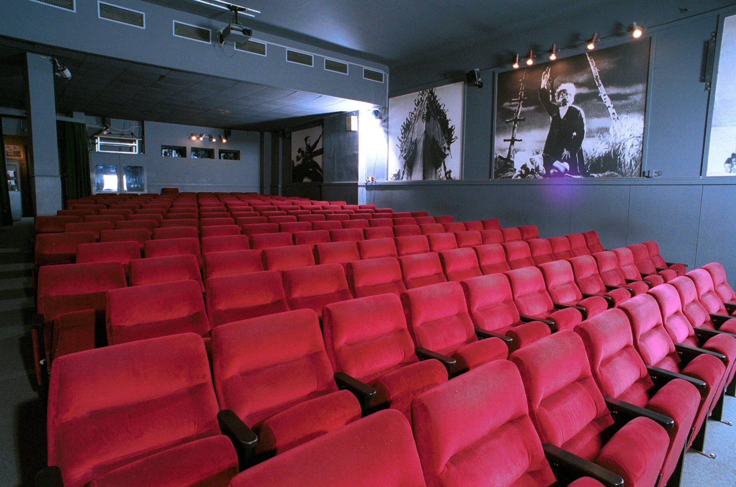 Die Wunderübung Kino Berlin