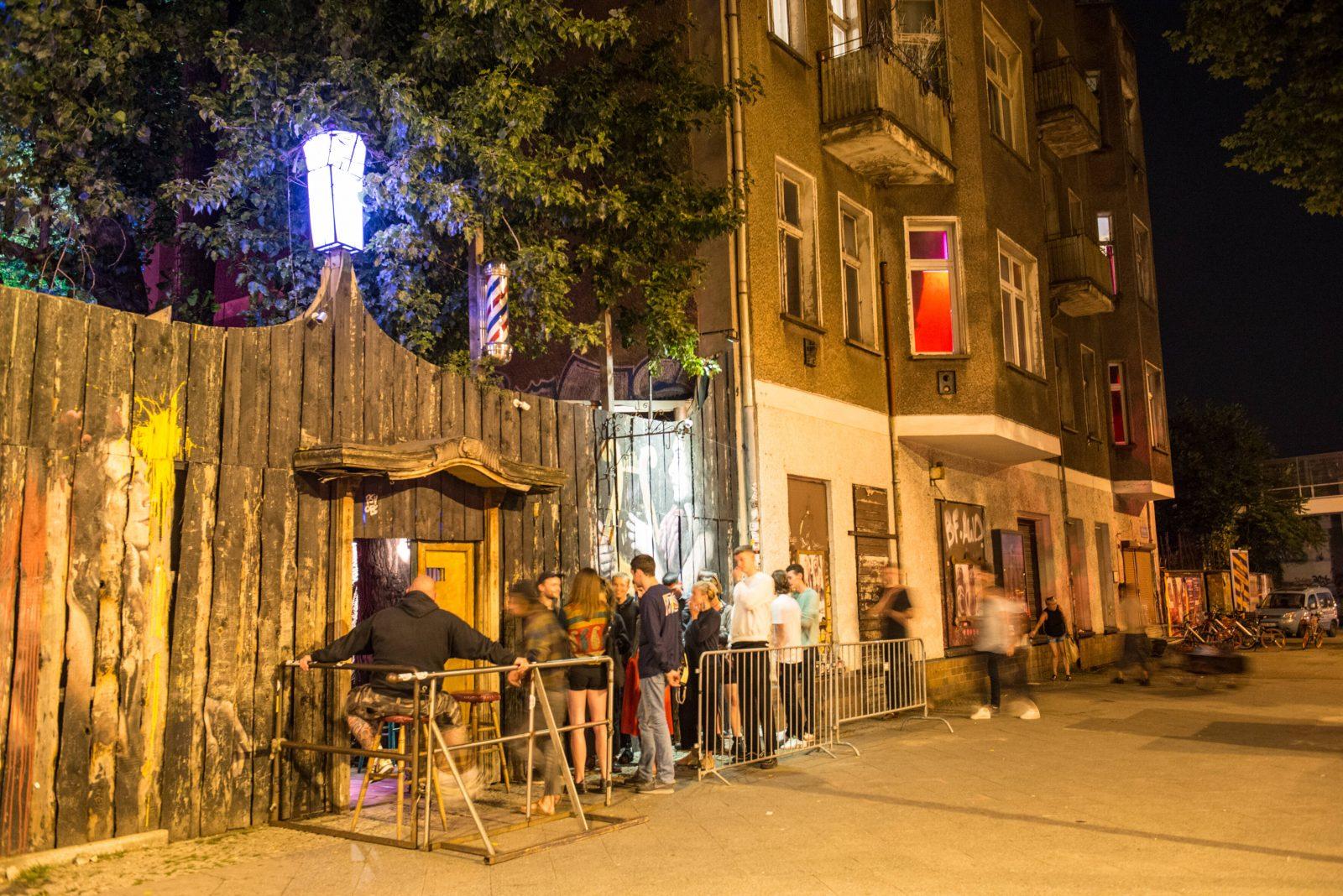 Die Clubs in Berlin öffnen wieder ihre Gärten, darunter die Wilde Renate.