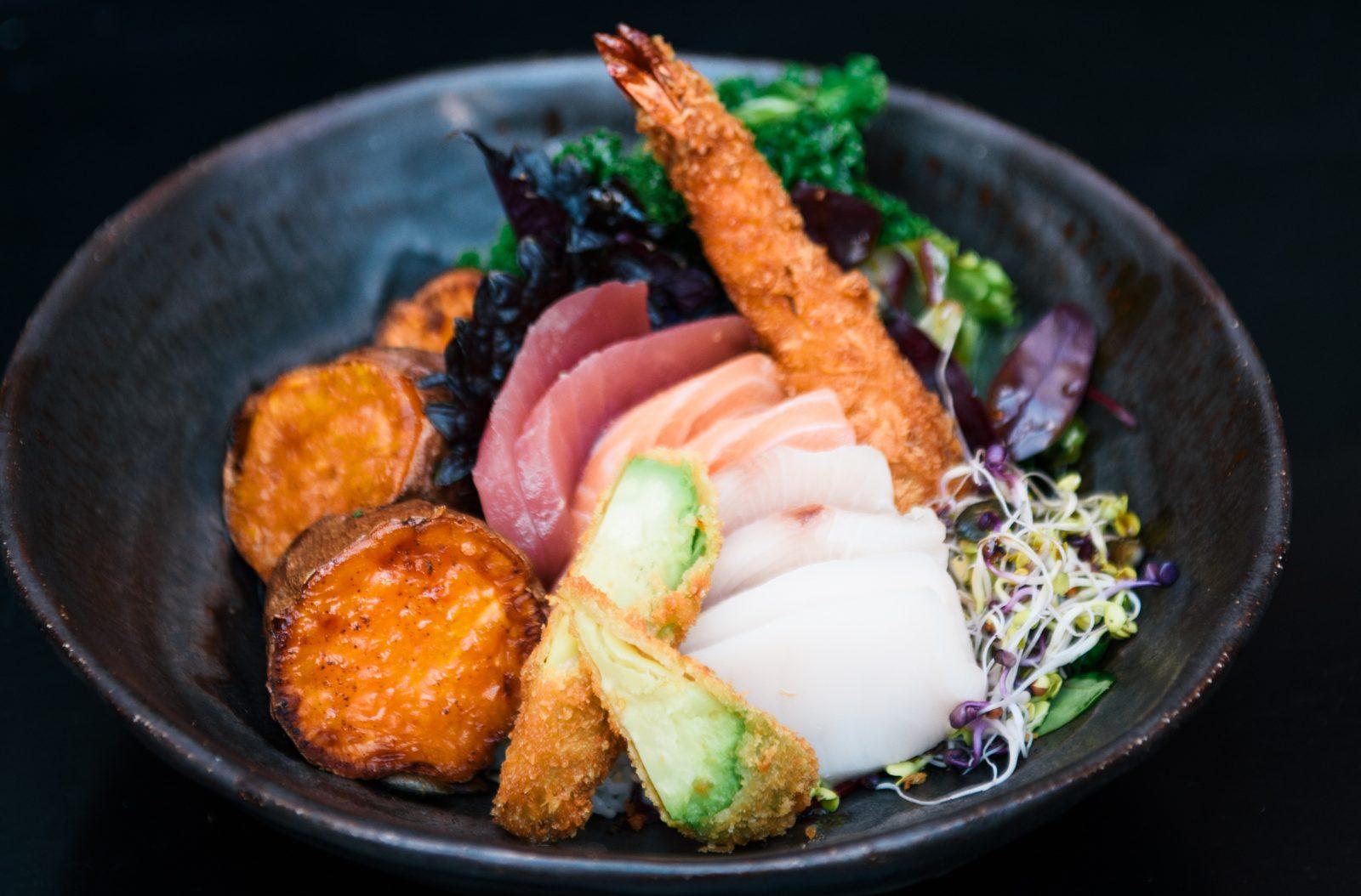 Sashimi, Sushi und vietnamesische Spezialitäten: das Dudu31 steht für original Berliner Fusion-Food. Außengastronomie öffnet in Berlin