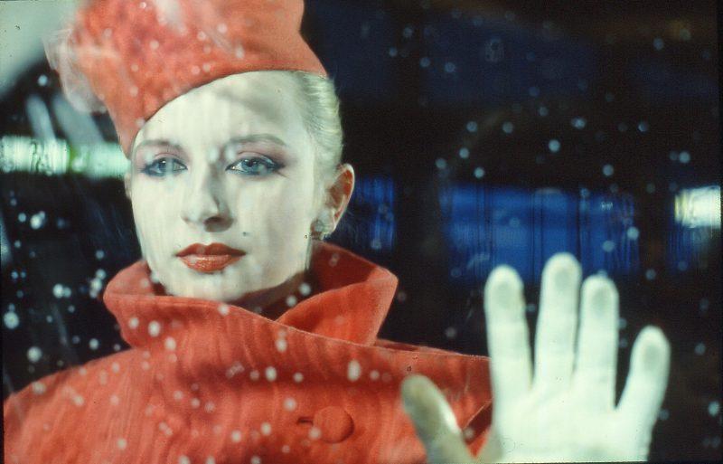 Tabea Blumenschein in Ulrike Ottingers Film