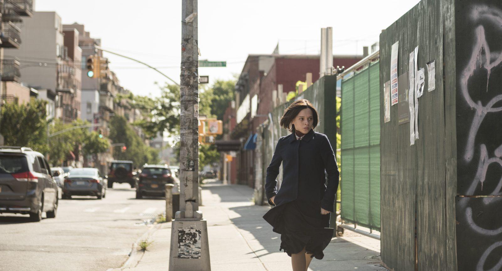 """Shira Haas spielt die Hauptrolle in der Netflix-Serie """"Unorthodox"""", die auf Deborah Feldmans Bestseller basiert. Foto: Netflix"""