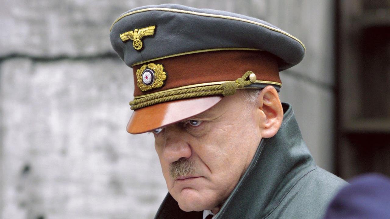Adolf Hitler. Der Untergang.