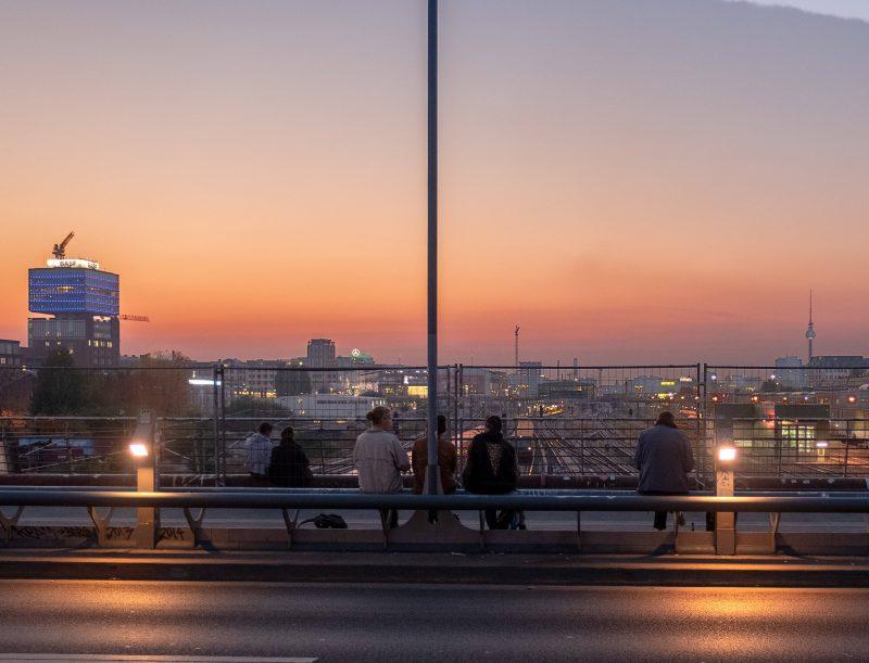 Die 12 schönsten Brücken Berlins.  Foto: imago images/Rolf Zöllner