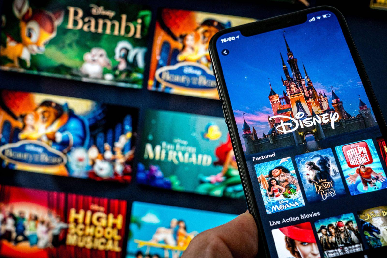 Disney+ gestartet: Das Angebot ist vor allem in Sachen Animation stark – es gibt einige echte Perle, aber auch ordentlich Schrott. Foto: Imago