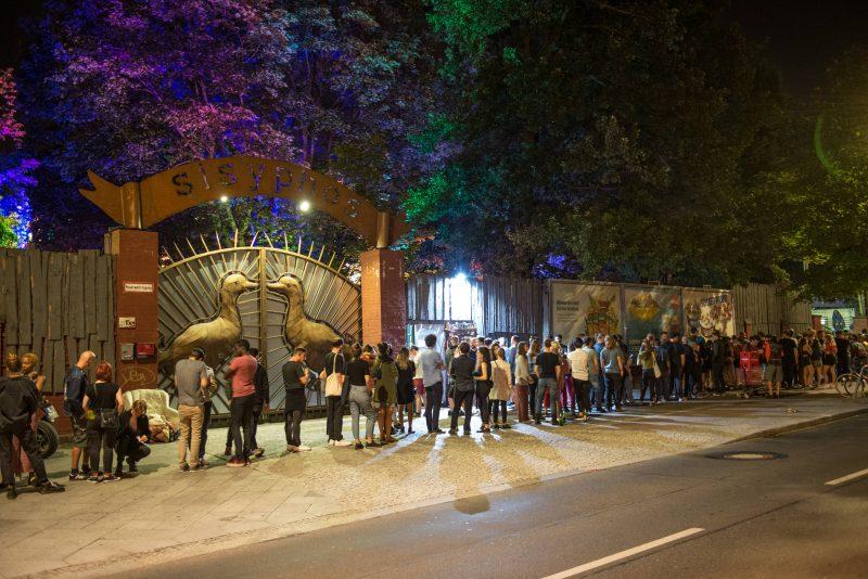 Corona-Krise: Clubs wie das Sisyphos rufen um Hilfe.