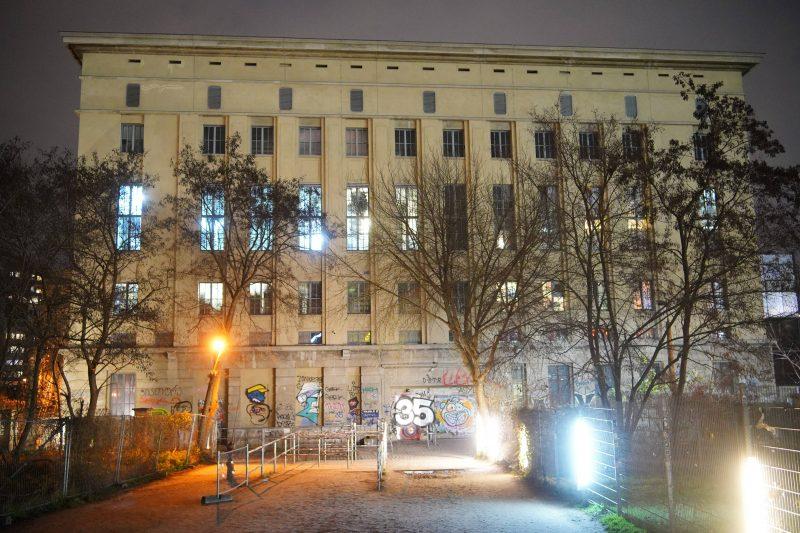 Berghain in Berlin: Der Techno-Club ist immer gut besucht. In Zeiten des Corona-Virus eine Gefahr?